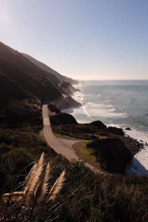 california 101 highway through big sur california