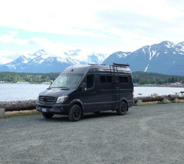 So We Bought A Van in Haines, Alaska